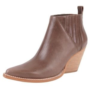 NEW 8.5 Jeffrey Campbell Brown Vaquero Boot